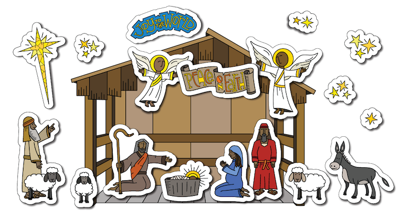 NativitySticers